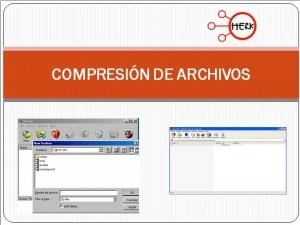 Concepto de compresión de archivos 0