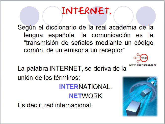 Servicios que ofrece internet – Informática 1 0