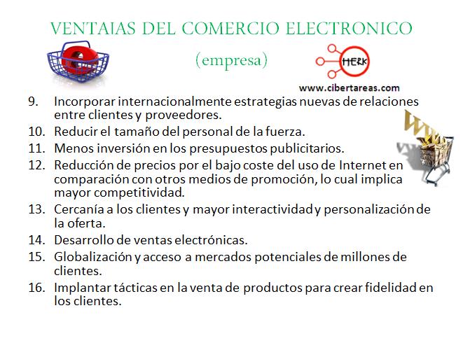 Comercio electronico – Informática 1 9