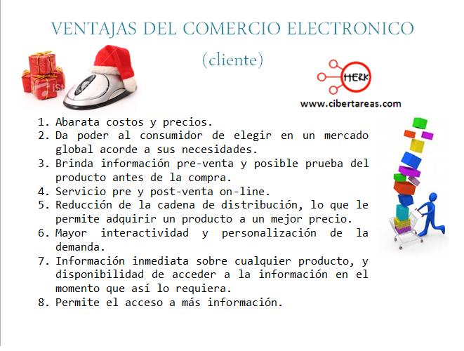 Comercio electronico – Informática 1 10