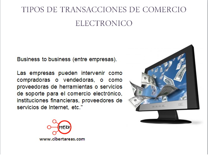 Comercio electronico – Informática 1 3