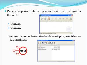 Concepto de compresión de archivos 4
