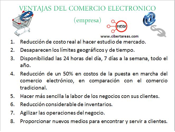Comercio electronico – Informática 1 8