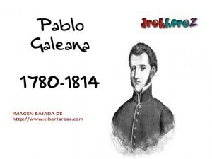 Pablo Galeana–Heroes de la Independencia de mexico 0