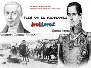 Plan de la Ciudadela-Historia de Mexico 0