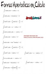 Formas Hiperbólicas en Calculo 0