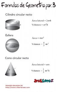 Formulario de Geometría #1 2