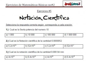 Ejercicios de Matemáticas Básicas no2-vol-2 0