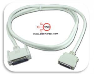 Los cables de la computadora. 0