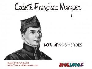 Cadete Francisco Marquez-los niños heroes 0