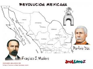 Fin del Porfiriato y Gobierno de Madero-Revolución Mexicana 0