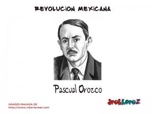 Pascual Orozco-Revolución Mexicana 0
