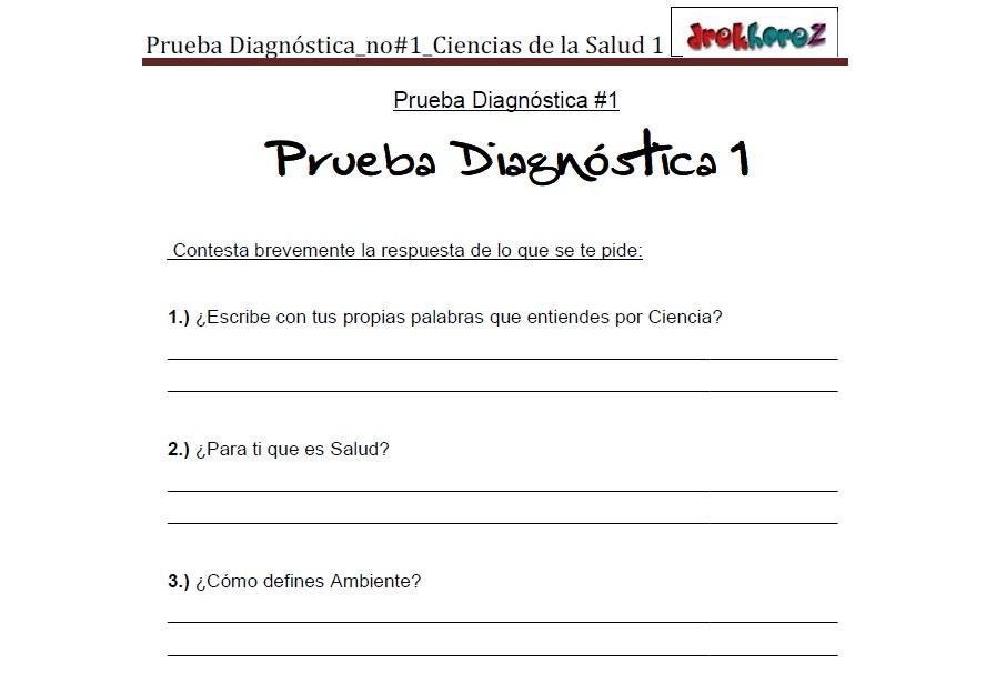 Ejercicios Diagnósticos vol-1-Ciencias de la Salud_1