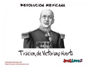 Traición de Victoriano Huerta-Revolución Mexicana 0