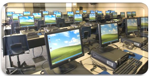 Innovative Science Classroom Design ~ Personal del centro de cómputo cibertareas