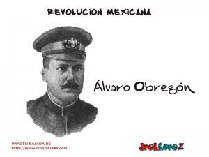 Álvaro Obregón-Revolución Mexicana 0