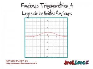 Funciones Trigonométricas- Leyes de los Límites Funciones 0