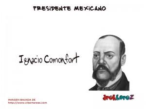 Ignacio Comonfort – Presidente Mexicano 0