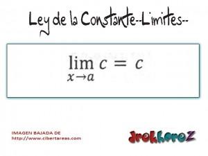 Leyes de los Limites-Calculo Diferencial 6