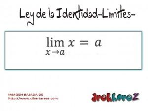 Leyes de los Limites-Calculo Diferencial 7