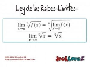 Leyes de los Limites-Calculo Diferencial 9