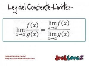 Leyes de los Limites-Calculo Diferencial 5