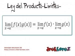 Leyes de los Limites-Calculo Diferencial 4
