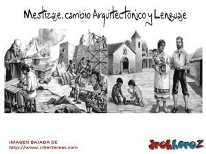 Mestizaje,cambio Arquitectonico y Lenguaje-descubrimiento de América 0