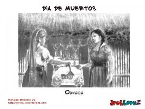 Oaxaca – Día de Muertos 0