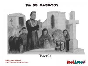 Puebla – Día de Muertos 0