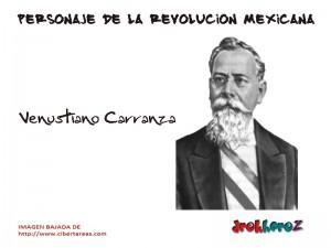 Venustiano Carranza-Personaje de la Revolución Mexicana 0