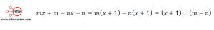 Factorización Factor común por agrupación de términos – Matemáticas 1 5