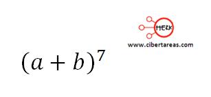 Triangulo de pascal y binomio de newton – Matemáticas 1 | CiberTareas