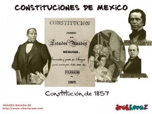 Constitución de 1857 – Constituciones de México 0