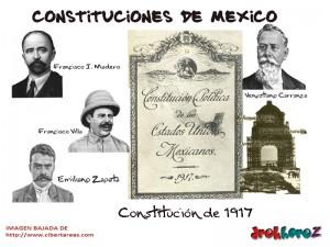 Constitución de 1917 – Constituciones de México 0