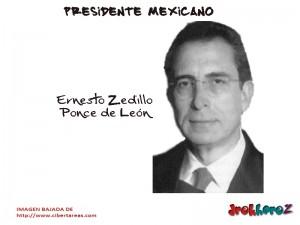 Ernesto Zedillo Ponce de León – Presidente Mexicano 0