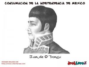Juan de O´Donoju – Consumación de la Independencia de México 0