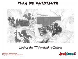 Lucha de Trinidad y Celaya – Plan de Guadalupe 0
