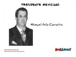 Manuel Ávila Camacho – Presidente Mexicano 0