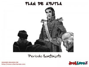 Periodo Santanista – Plan de Ayutla 0