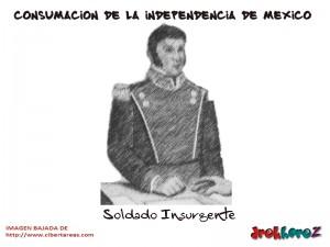 Soldado Insurgente – Consumación de la Independencia de México 0