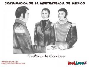 Tratado de Cordoba – Consumación de la Independencia de México 0
