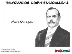 Alvaro Obregón – Revolución Constitucionalista 0