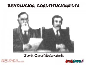 Junta Constitucionalista-Revolucion Constitucionalista