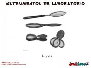 Lupas-Instrumentos de Laboratorio