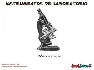 Microscopio-Instrumentos de Laboratorio