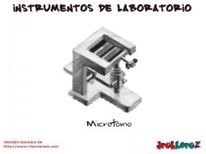 Microtomo-Instrumentos de Laboratorio