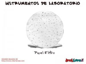 Papel Filtro-Instrumentos de Laboratorio