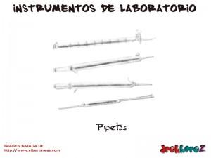 Pipetas-Instrumentos de Laboratorio
