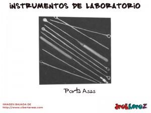 Porta Asas-Instrumentos de Laboratorio